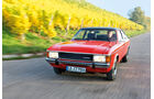 Ford Taunus 2300 GXL, Frontansicht