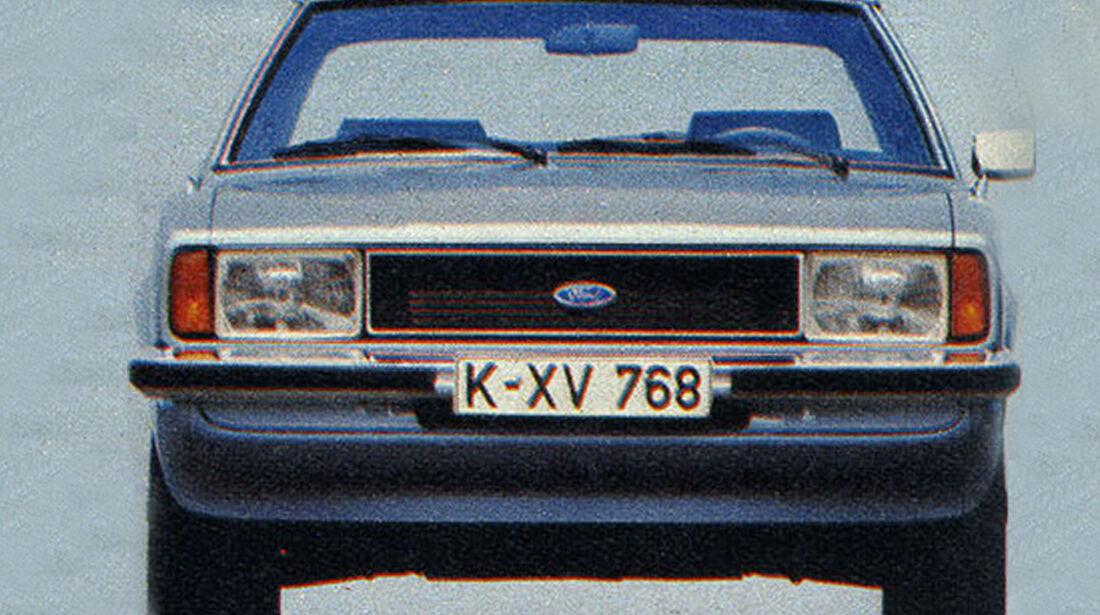 Ford, Taunus II, IAA 1977