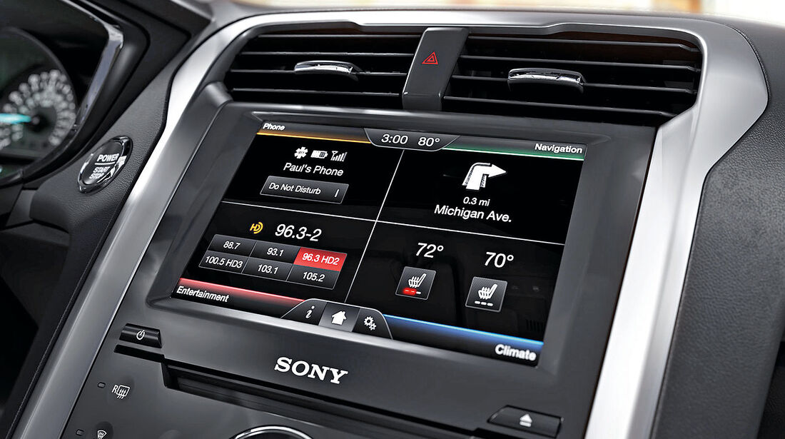 Ford Touchscreen Multimedia