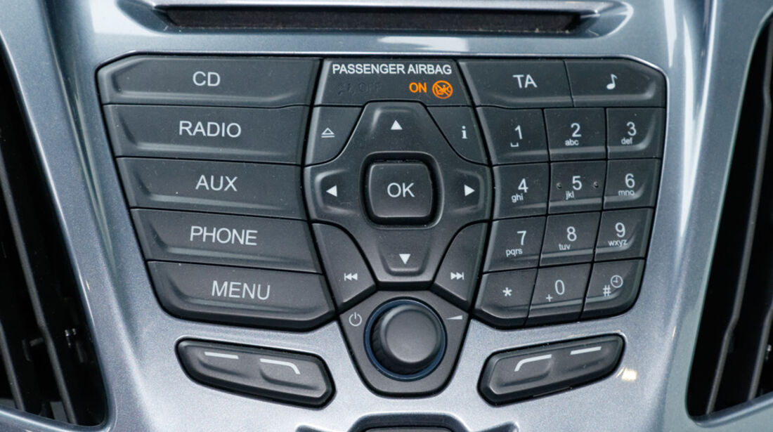 Ford Tourneo Connect, Infotainment