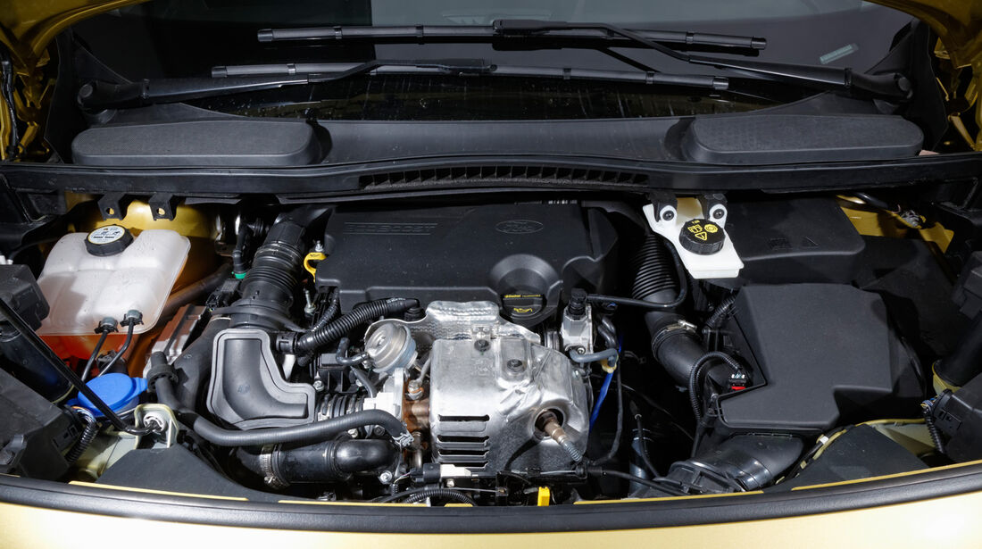 Ford Tourneo Connect, Motor