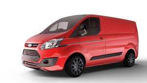 Ford Tourneo Transit Custom