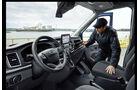 Ford Transit Modelljahr 2019 Weltpremiere auf der IAA Nutzfahrzeuge 2018