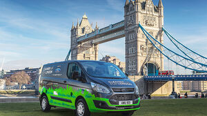 Ford Transit Plug-in Hybrid