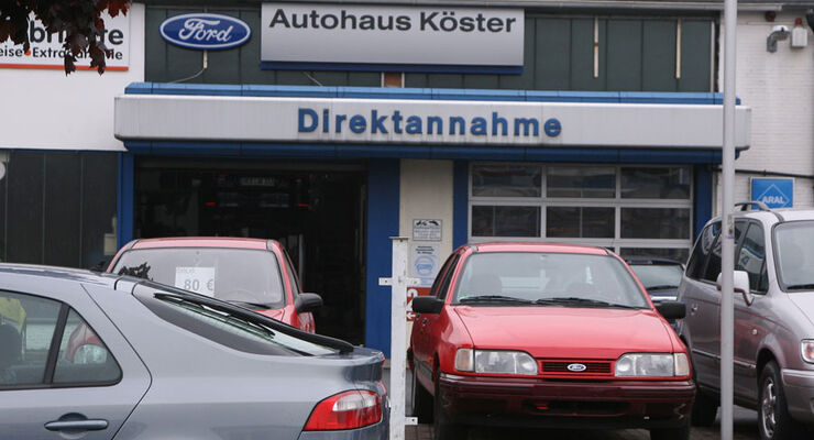 ford werkst ttentest 2010 autohaus k ster seite 8 auto motor und sport. Black Bedroom Furniture Sets. Home Design Ideas