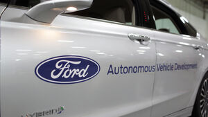 "Ford gründet ""Ford Autonomous Vehicles LLC"""