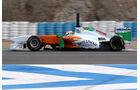 Forme 1-Test Jerez 2011