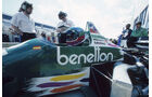 Formel 1 - Benetton B186 - R4-Turbo - BMW - 1986