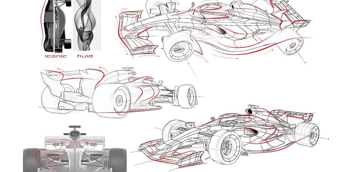 Formel 1 - Concept 2021