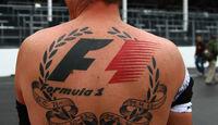 Formel 1 Fan
