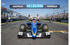 Formel 1 - GP Australien 2015 - Bilderkiste - F1 - Sauber - Felipe Nasr