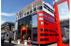 Formel 1 - GP Barcelona 2014 - Motorhomes - Ferrari
