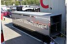 Formel 1 - GP Barcelona 2014 - Motorhomes - McLaren Mercedes