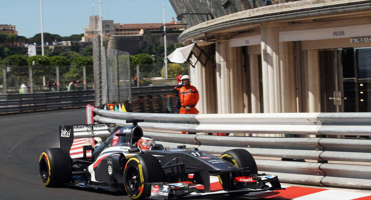Formel 1 GP Monaco 2013 Nico Hülkenberg