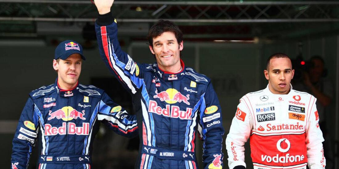 Formel 1 GP Spanien 2010