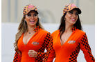 Formel 1-Girls - GP Brasilien - 2013