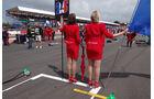 Formel 1 Girls - GP England 2012