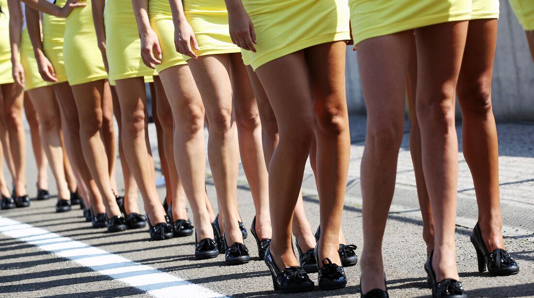 Formel 1 Girls - GP Ungarn 2012