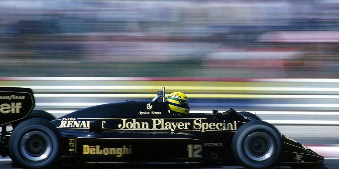 Formel 1, Grand Prix Frankreich 1986, Paul Ricard, 06.07.1986