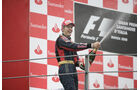 Formel 1, Grand Prix Italien 2008, Monza, 14.09.2008