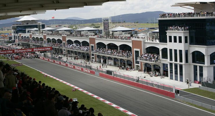 Formel 1, Grand Prix Tuerkei 2008, Istanbul Speed Park, 11.05.2008