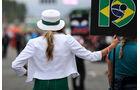Formel 1 - Grid Girls - GP England 2017