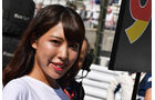 Formel 1 - Grid Girls - GP Japan 2017