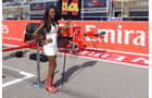 Formel 1 - Grid Girls - GP USA 2014 - Austin