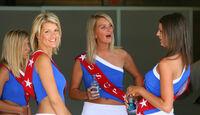 Formel 1 Grid Girls USA