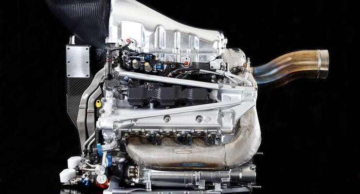 Formel 1 - Honda V6 - Turbomotor