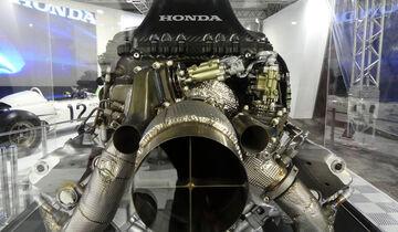Formel 1-Motor - Honda - V6