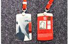 Formel 1 Presse-Akkreditierung Saison 2002