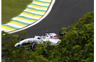 Formel 1 - Saison 2014 - GP Brasilien - Massa - Williams