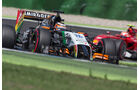 Formel 1 - Saison 2014 - GP Deutschland - Hülkenberg - Force India