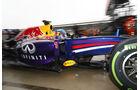 Formel 1 - Saison 2014 - GP England - Vettel - Red Bull