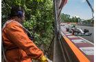 Formel 1 - Saison 2014 - GP Kanada - Hamilton - Mercedes