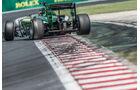 Formel 1 - Saison 2014 - GP Kanada - Kobayashi - Caterham