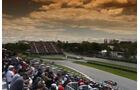 Formel 1 - Saison 2014 - GP Kanada - Räikkönen - Ferrari