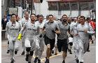 Formel 1 - Saison 2014 - GP Monaco - Mercedes