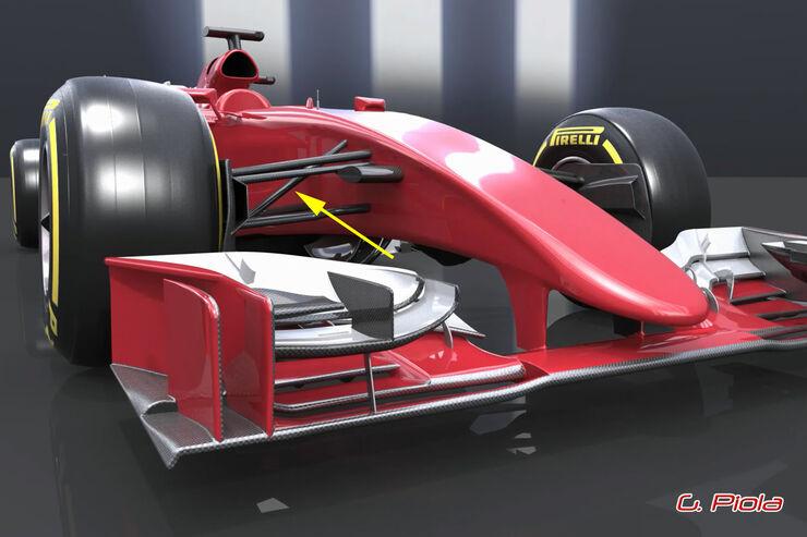 F1 Reglement 2014 im Video: So hässlich wird die neue Formel 1