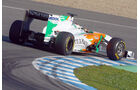Formel 1 Test 2011 Sutil