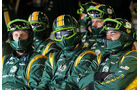Formel 1-Test, Barcelona, 01.03.2012, Mechaniker, Caterham