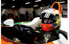 Formel 1-Test, Barcelona, 01.03.2012, Paul di Resta, Force India