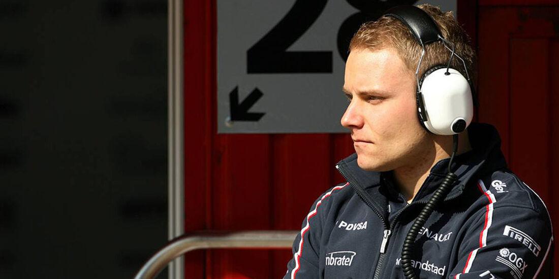 Formel 1-Test, Barcelona, 01.03.2012, Valtteri Bottas, Williams