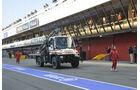 Formel 1-Test, Barcelona, 02.03.2012