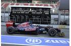 Formel 1-Test, Barcelona, 21.2.2012, Daniel Ricciardo, Toro Rosso