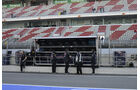 Formel 1-Test, Barcelona, 21.2.2012