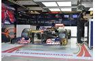 Formel 1-Test, Barcelona, 22.2.2012, Daniel Ricciardo, Toro Rosso