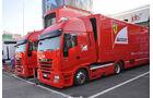 Formel 1-Test, Barcelona, 24.2.2012, Ferrari