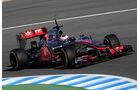 Formel 1-Test, Jerez, 7.2.2012, Jenson Button - McLaren